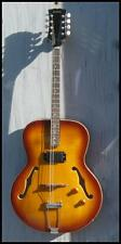 Soares'y Guitars - 8 String Tenor Guitar - Arch Top -