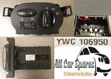 Rover 75/MG ZT - Headlight/Head Light Switches/Dials In Dash - YWC106950