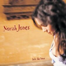Feels Like Home [ECD/HyperCD] by Norah Jones (CD, Feb-2004, Blue Note)