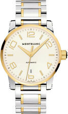 106502 | MONTBLANC TIMEWALKER | BRAND NEW & AUTHENTIC 39MM AUTOMATIC MEN'S WATCH