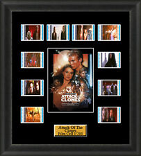 Star Wars Attack Of The Clones (2002) Film Cell Memorabilia FilmCells Movie Cell