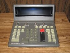 1988 Texas Instruments TI-5315 Datamath Calculator - Rare Find