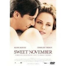 SWEET NOVEMBER DVD LIEBESFILM MIT KEANU REEVES NEU