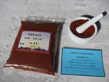 NEW MEXICO *MEDIUM* RED CHILE POWDER 12 ounces  Fresh   *Free Shipping for USA*
