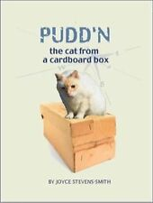 PUDDN the Cat from a Cardboard Box,GOOD Book