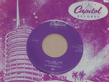"The Kingston Trio-Jane, Jane, Jane - 7"" 45"