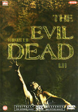 The Evil Dead 1 (1981) & 2 (1987) - Bruce Campbell  / NEW, 2 Disc