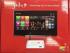 JADOO TV 4 ANDROID (Sept 2016) QUAD CORE INDO PAK BANGLA HD TV Box + Air Mouse