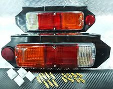1 PAIR TAILLIGHT LAMP TOYOTA LAND CRUISER 40 SERIES FJ40 FJ45 HJ47