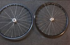 Chris King wheelset 700c, Freshly Rebuilt With New H Son Plus Rims