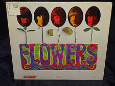 The Rolling Stones Flowers SEALED USA 1967 1ST PRESS MONO VINYL LP