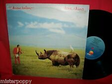 ADRIAN BELEW The lone Rhino LP 1982 ITALY EX+ King Crimson