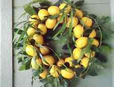 Williamsburg Style Apple Wreath Pine Wreath Base for Fresh Fruit Decoration 13""""