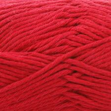Rico Design Creative Cotton Aran -  Cotton Knitting & Crochet Yarn - Cherry 65