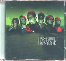 """Roni SIZE """"In the mode"""" (CD) 2000"""