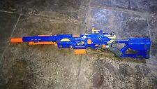NERF N-Strike Longstrike CS-6 Rifle Gun Rare as discontinued