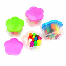 Fad 12 Pcs Kids Play Dough Doh Clay Modeling Cutter Tool Toy Craft Toys Set