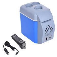 7.5L Mini Warming and Cooling Car Vehicle Refrigerator Freezer Fridge Portable