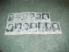 1981 Detroit Red Wings Old Timers Hockey Team Issue Lot (13)