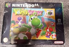 Yoshi's Story (Nintendo 64) (N64 - BOXED & COMPLETE)