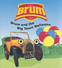 Brum and the Big Town Balloons, Alan Dapre