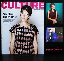 TAMSIN GREIG - JOSEPH CALLEJA - THE SUNDAY TIMES CULTURE MAGAZINE - AUGUST 2012