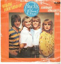 """3246-19  7"""" Single: Buzz Fizz - Making Your Mind Up"""