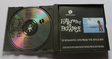 Halfway To Paradise - 3 CD Ritchie Valens Fitzgerald Shirelles Everly Brothers