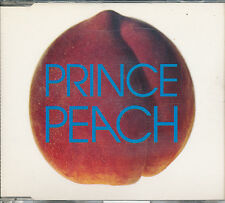 Prince Peach RARE 4 track import CD single (Out of Print) '93 (never played)
