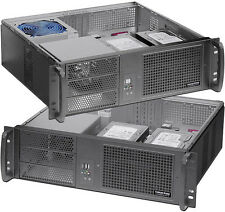"3U (PS3-400W)(D:15"")(3x 5.25""+5x3.5""HDDs Bay)Rackmount Chassis(mATX/ITX)Case NEW"