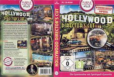 Hollywood Directors Cut * Wimmelbild-Spiel * (PC, 2009, DVD-Box)