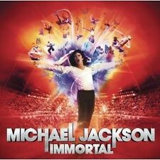 Michael Jackson-Immortal CD NUOVO