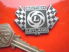 British Leyland alterno bandiere Self Adesivo auto o CASCO BADGE TRIUMPH MG