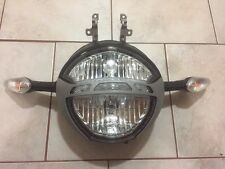 Ducati Monster 1100 796 696 OEM Head Light Lamp / Signals & Frame Bracket.
