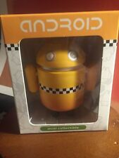Android Big Box Edition Mini Collectable TAXI ANDROID Figure New Free Shipping