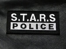 RACCOON STARS POLICE RESIDENT EVIL TACTICAL SWAT POLICE HOOK PATCH