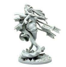 1:35 30 mm Kingdom Death Pinup Twilight Witch Figure Resin Model kit Unpainted