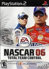 NASCAR 06: Total Team Control (Playstation 2) PS2