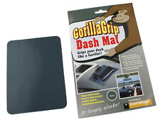 Gorilla Grip Non Slip Mobile Phone Dashboard Mat. Grips Your Dash Like A Gorilla