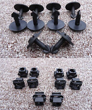 MERCEDES BENZ ENGINE UNDERTRAY CLIPS AND CLAMPS SPLASHGUARD UNDER COVERS