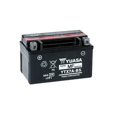 Batteria ORIGINALE Yuasa YTX7A-BS Kymco People S 125 dal 2005 al 2010