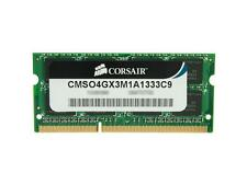 CORSAIR ValueSelect 4GB 204-Pin DDR3 SO-DIMM DDR3 1333 (PC3 10600) Laptop Memory