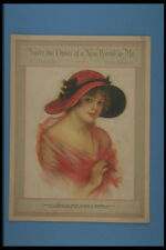 305097 Youre The Dawn Of A New World To Me 1919 A4 Photo Print