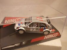 "NINCO 1/32 SLOT CAR 50299 CITROEN SAXO SUPER 1800 ""M.CABO"""