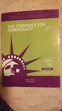 The Struggle For Democracy textbook 2012 Edition