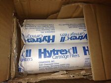 Pack of 2 Hytrex GX05-30 5 Micron Standard 30 Inch Sediment Water Filter
