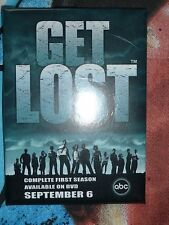 LOST SEASON ONE SDCC PROMOTIONAL BADGE. RARE.