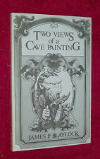 2-Title S/C Book - Two Views of a Cave Painting and Escape From Kathmandu