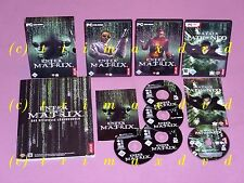 Pc _ Enter the Matrix & Matrix path of Neo & offiz. solutionsofficiel _ très bon état