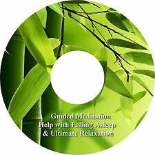 Guided Meditation Help With Falling Asleep & Bonus Ultimate Relaxation Music CD